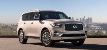 2019 Infiniti QX80 Limited, Interior, Price