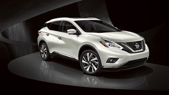 2019 Nissan Murano front view