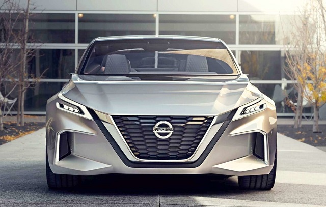 2019 Nissan Maxima Price and Release date - All about ...