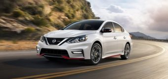 2019 Nissan Sentra Turbo, Redesign