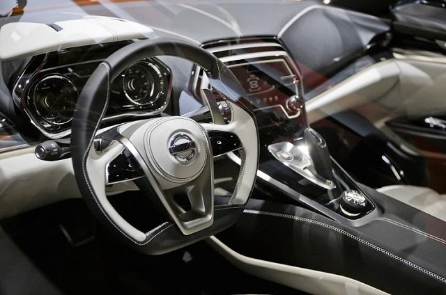2019 Nissan Maxima Nismo Interior