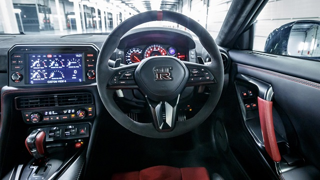 Altima Nismo 2017 >> 2019 Nissan GT-R Nismo interior - All about Nissan and Infiniti vehicles