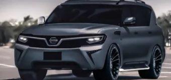 2019 Nissan Patrol Super Safari, Diesel