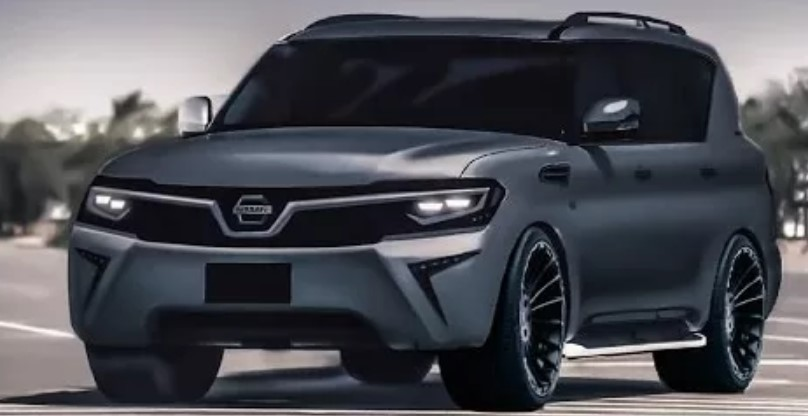 2019 Nissan Patrol review