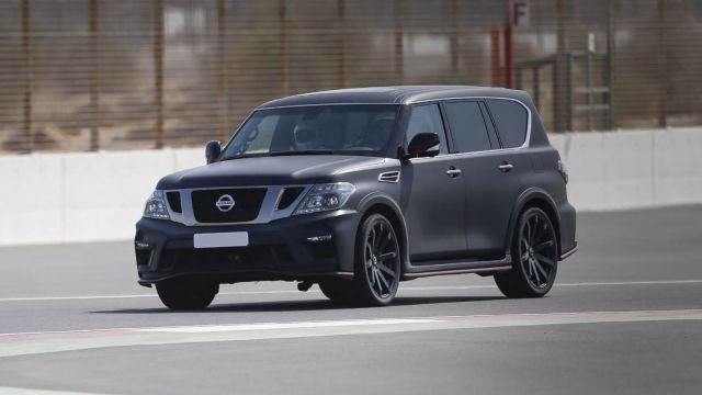 2019 Nissan Patrol Super Safari, Diesel - All about Nissan