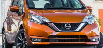 2019 Nissan Versa Note Price