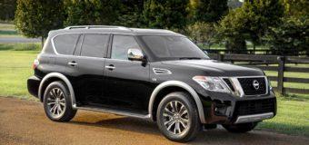 2019 Nissan Armada Platinum, Price, Interior