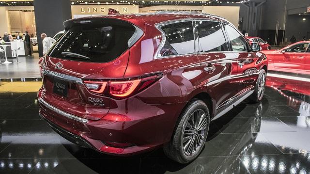 2019 infiniti qx60 rear view