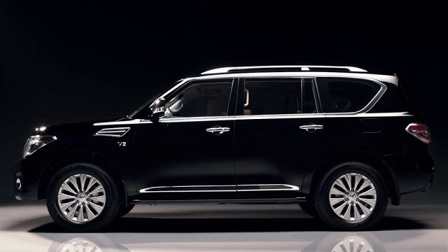 2020 Nissan Patrol Diesel Interior Rumors All About Nissan And