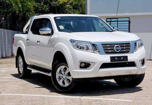 2020 Nissan Navara fron