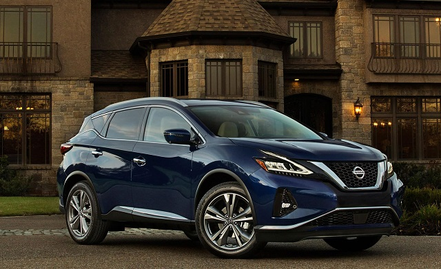 2020 Nissan Murano Platinum, Price, Colors - All about ...