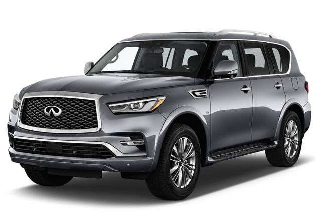 2020 Infiniti QX80 Monograph, Price, Redesign - All about ...