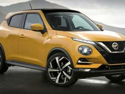 2020 Nissan Juke front