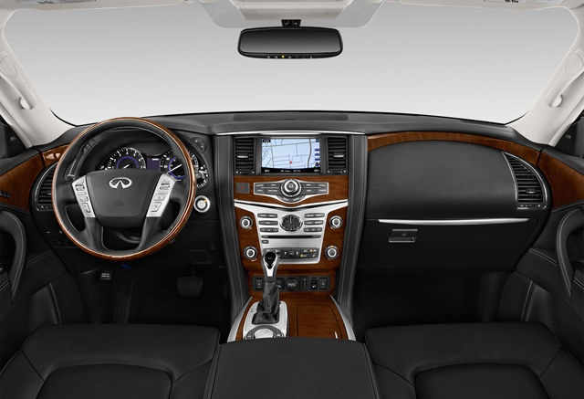 2020 Infiniti QX80 Redesign, Interior >> 2020 Infiniti Qx80 Monograph Price Redesign All About