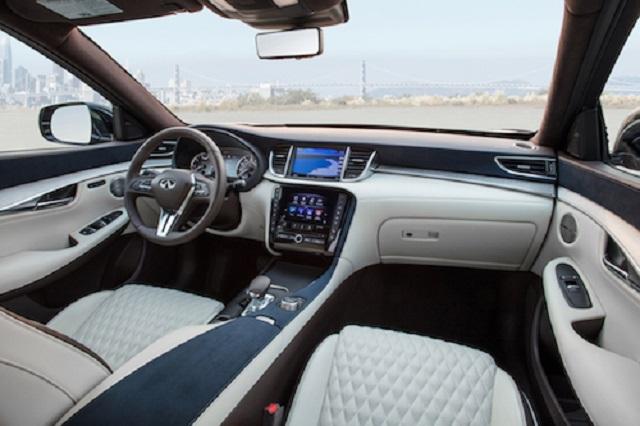 QX50 Interior