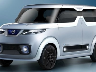 2020 Nissan Cube front