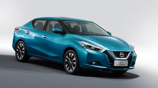 2020 Nissan Lannia