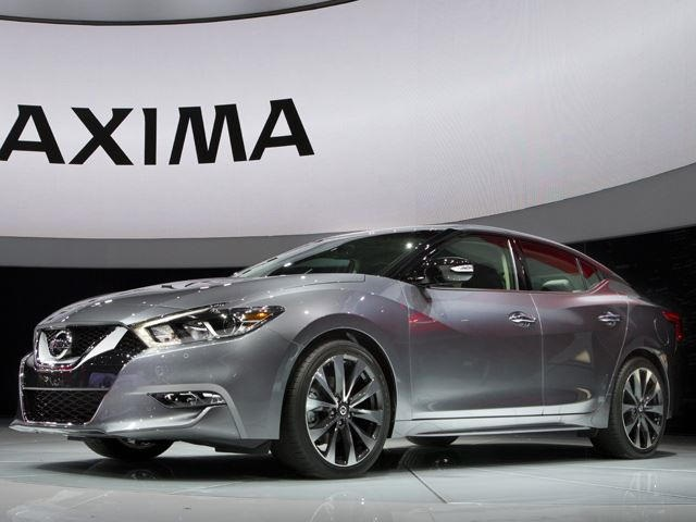 2020 Nissan Maxima Nismo