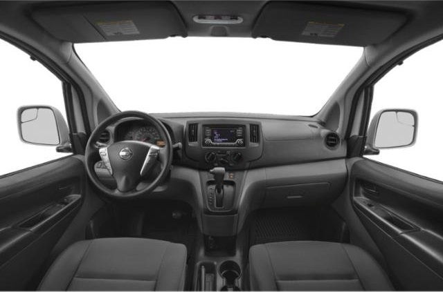 2020 Nissan NV200 Interior