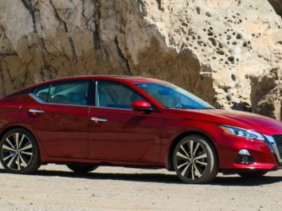 2020 Nissan Teana