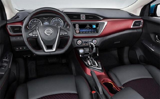 Nissan Lannia Interior