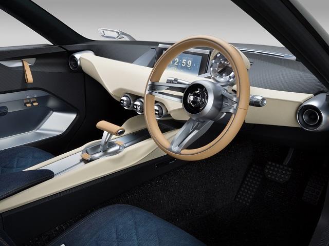 Nissan IDx Concept Interior