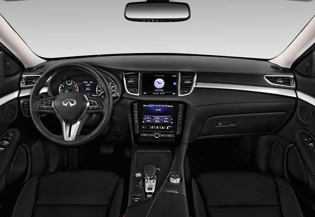 2021 Infiniti QX55 Interior