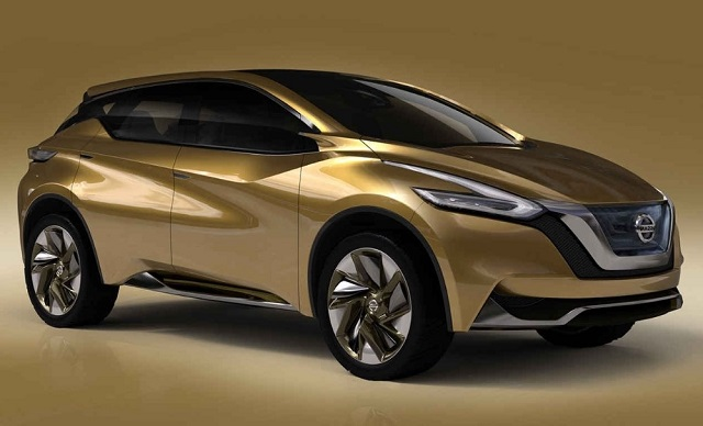 2021 Nissan Murano Changes