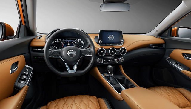 Nissan Sentra Interior