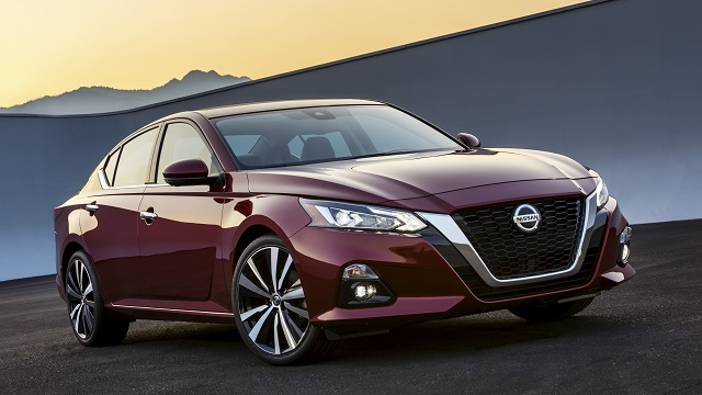 2021 Nissan Altima redesign