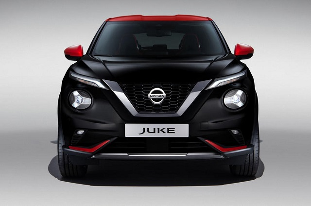 2021 Nissan Juke Nismo changes