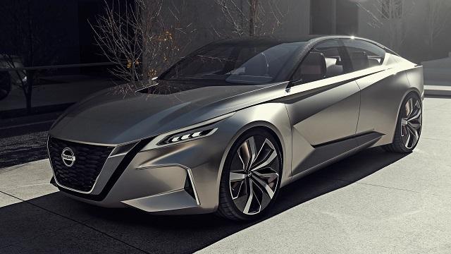 2021 Nissan Maxima concept