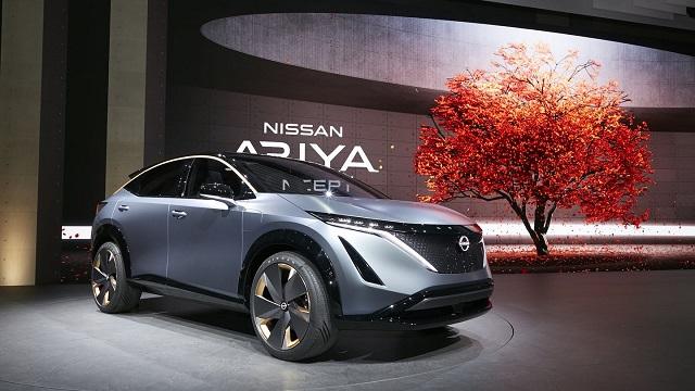 2021 Nissan Qashqai ariya concept